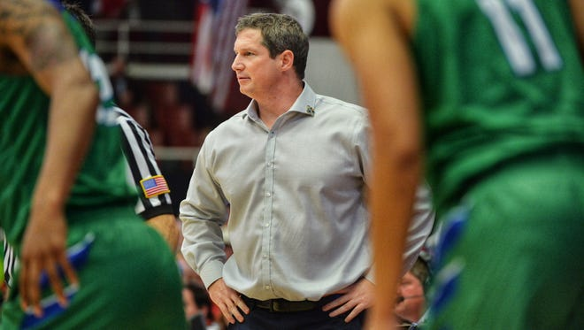 Defending ASUN champion FGCU is coming off another slam-dunk season during which the Eagles upset fifth-seeded Missouri before falling to the fourth-seeded host at Stanford in NCAA tournament play. But program-founding coach Karl Smesko graduated three starters.