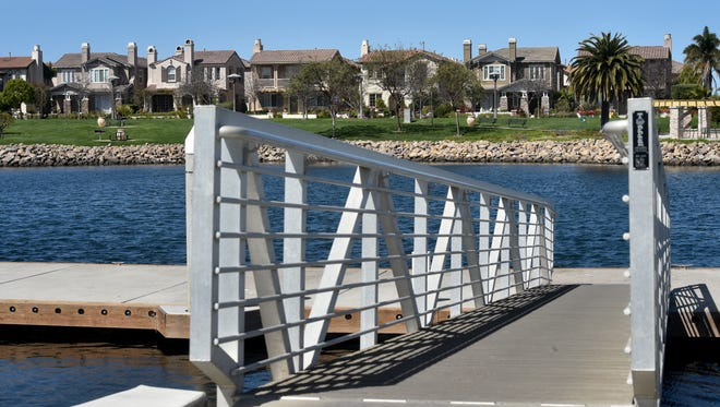 An initiative on the November ballot will determine whether homeowners in the Seabridge neighborhood, nestled between Harbor Boulevard and Victoria Avenue in Oxnard, will pay lower community facilities district taxes. The fees cover Channel Islands Harbor Patrol, landscaping and other maintenance needs in public areas of the neighborhood.