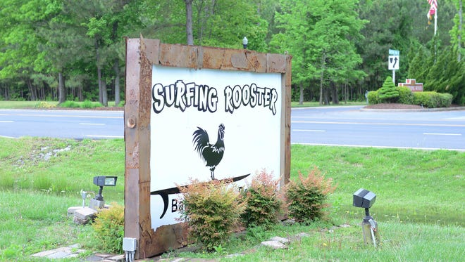 The Surfing Rooster located in West Ocean City is in the process of changing its name to the Surfside Rooster.