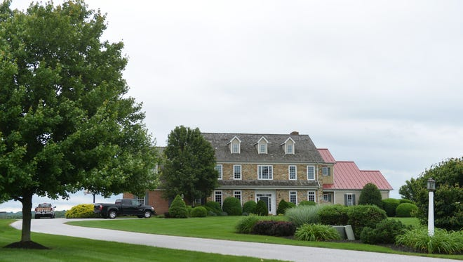 The Inn at Wyndridge Farm will open to visitors in September.