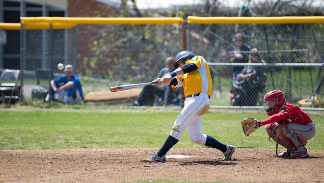 Alan LaRocque leads the Chargers with a .363 batting average and 25 extra-base hits. He's played in all 55 games for the 25-30 Chargers.