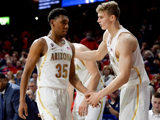 Allonzo Trier's return was supposed to give the Wildcats