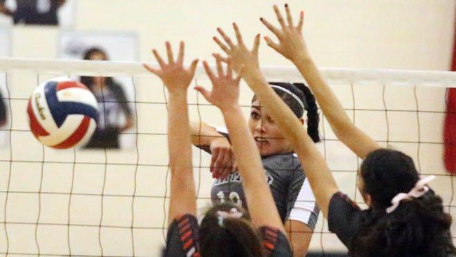Chapin High School volleyball