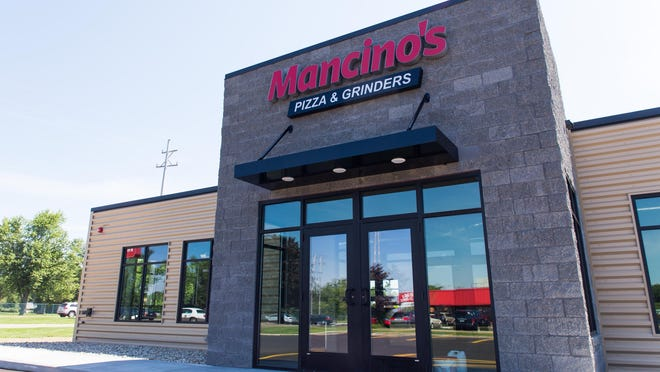 The new location for Mancino's Pizza & Grinders on Columbia Avenue will be opening soon.