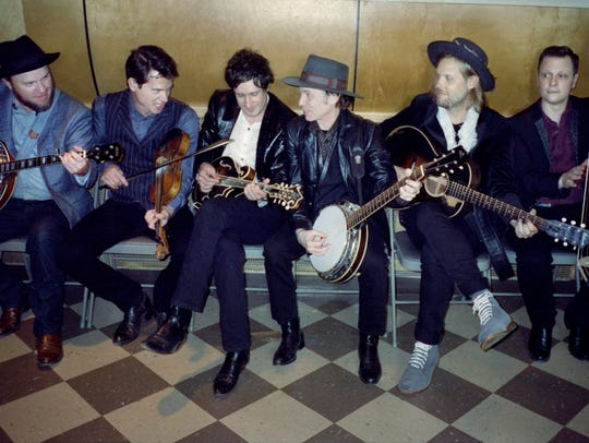 Old Crow Medicine Show will be performing as part of