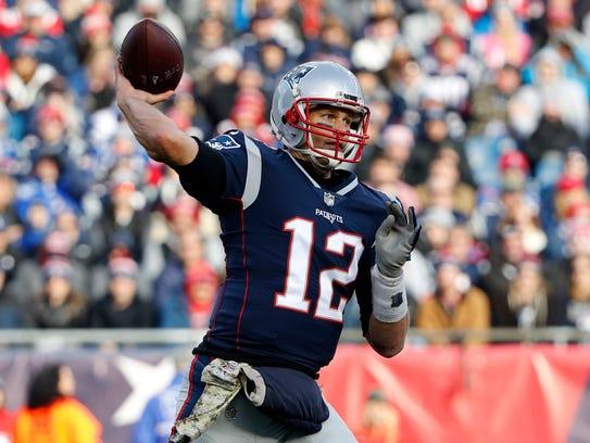 Tom Brady has thrown 66 career touchdown passes against
