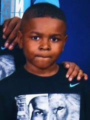 Deshaun Swanson, 10, was killed in a drive-by shooting Sept. 19, 2015.