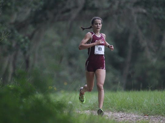 The Cougar XC Invitational at Elinor Klapp-Phipps Park,