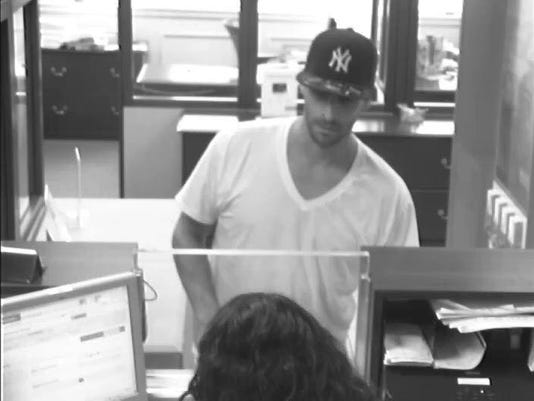 Middletown Bank Robbery