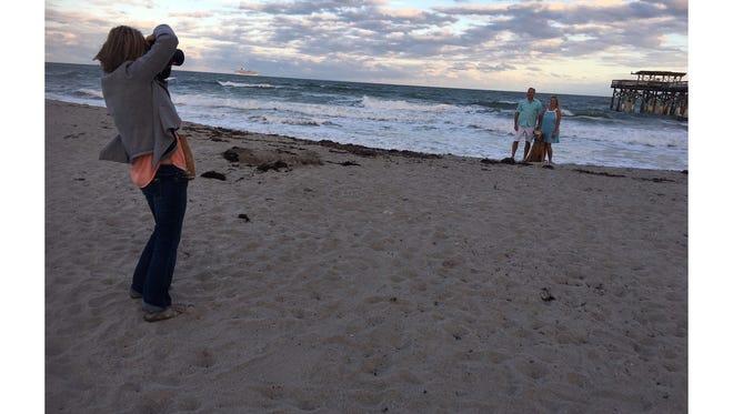 Jenny Puranen owns Jenny Puranen Photography in Satellite Beach.