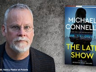 #BookmarkThis with Michael Connelly