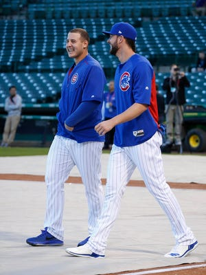 Kris Bryant and Anthony Rizzo are already linked in Cubs lore, and still have four seasons to play together.