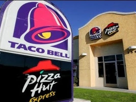 Taco Bell, Pizza Hut removing artificial ingredients from menu