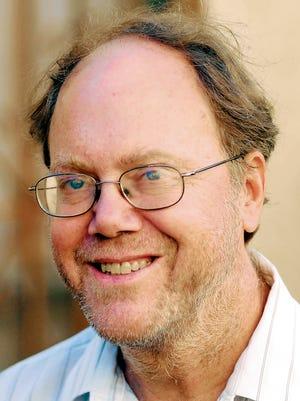 Sun-News Editorial Page Editor Walt Rubel