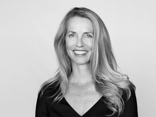 Laurene Powell Jobs, founder and chair of Emerson Collective