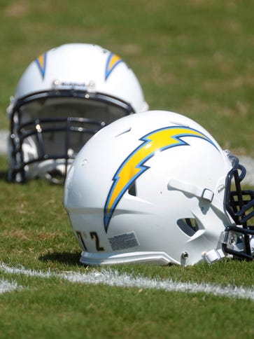 The Chargers' first year of existence, 1960, was spent