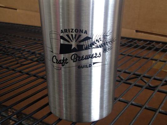 growler Arizona Craft Brewers Guild