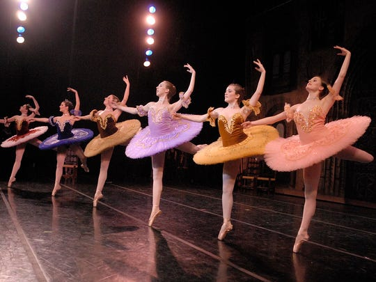 A.V.A. Ballet Theatre's Sleeping Beauty 2007.