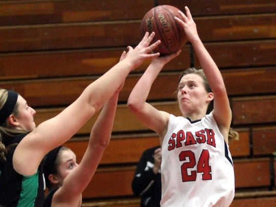 Stevens Point Area Senior High senior Maggie Negaard