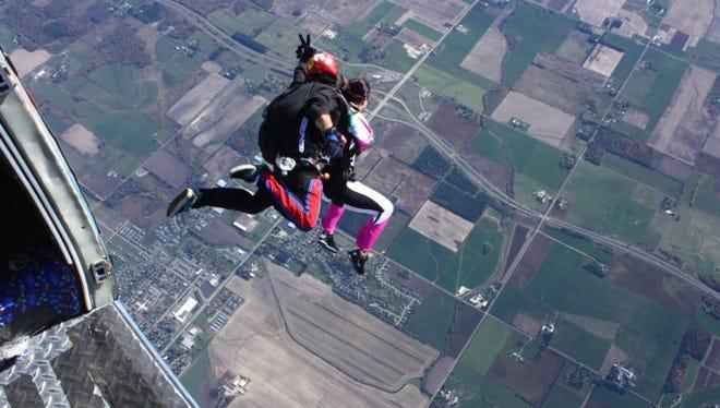 Skydive Twin Cities, Baldwin