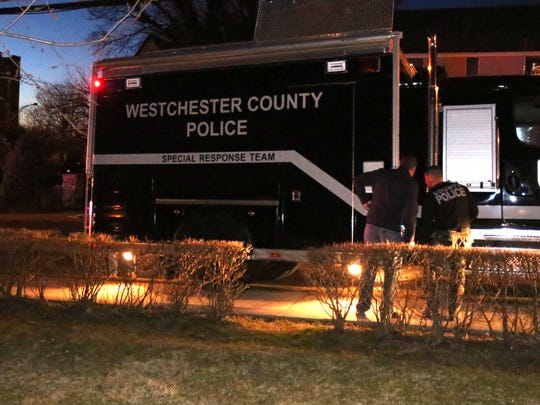 Eastchester Police and members of other departments
