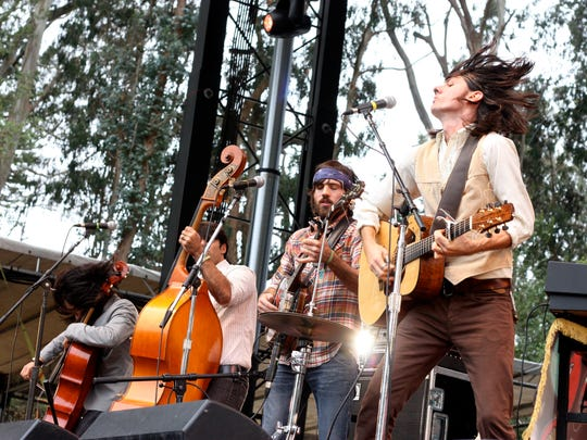 The Avett Brothers band is a another huge show at Bon Secours Wellness Arena on Saturday.