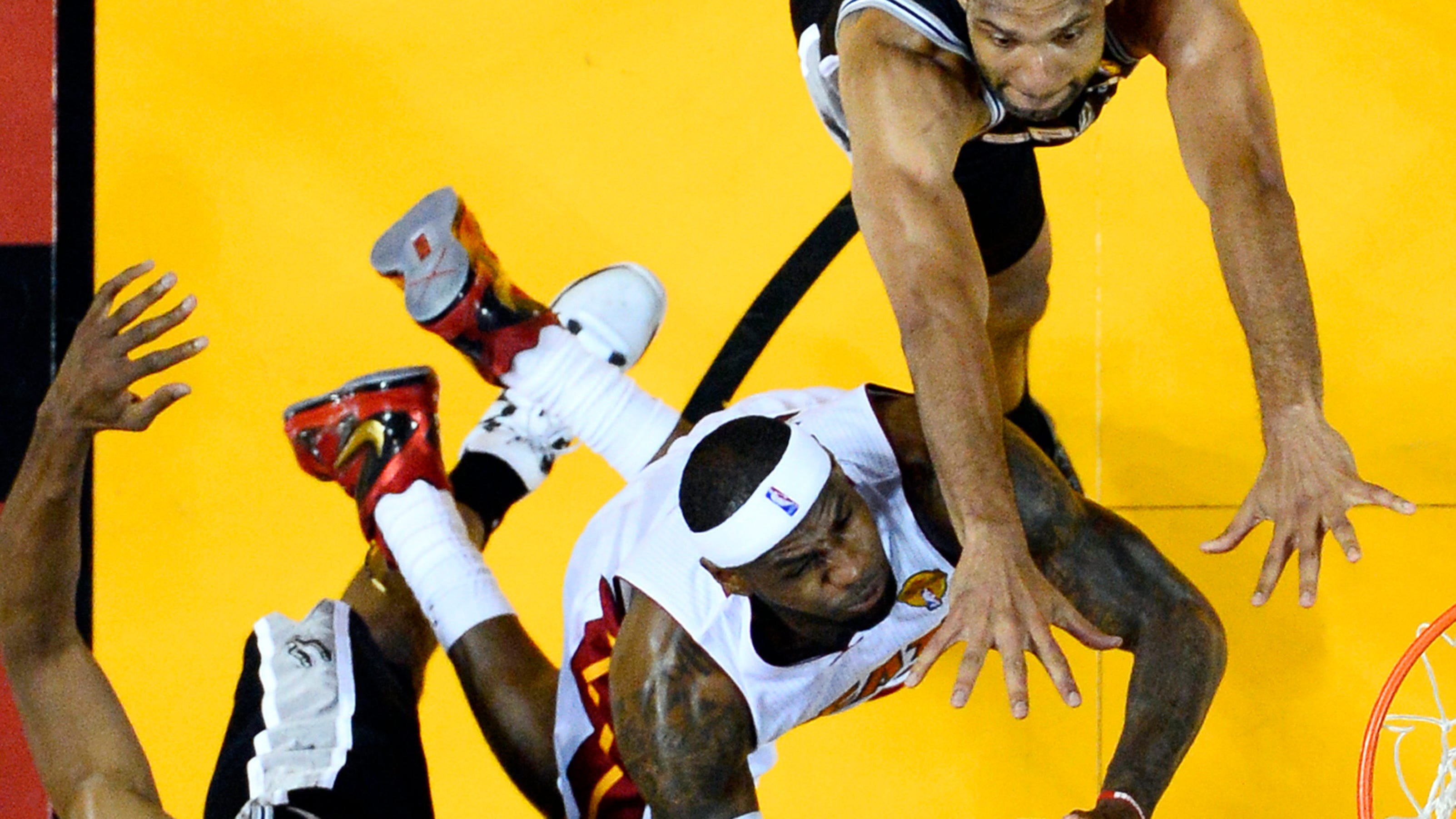 5 things to watch in Game 4 of the NBA Finals