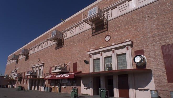 The El Paso County Coliseum