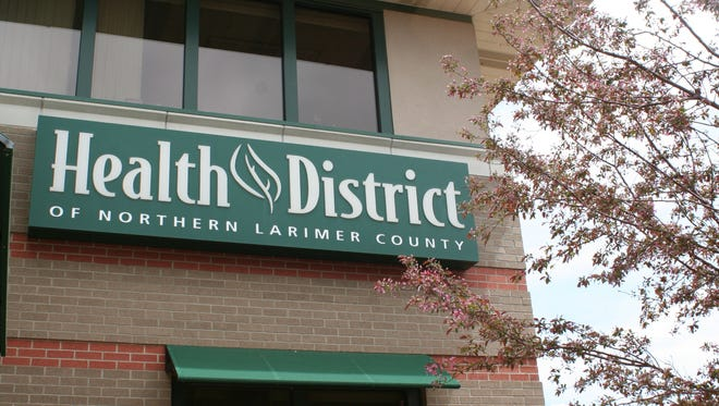 The Health District of Northern Larimer County office.