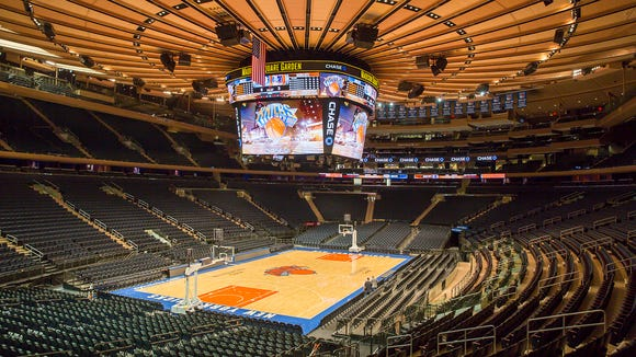 Auburn will play Boston College in Madison Square Garden