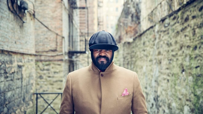 Grammy winner Gregory Porter performs Sunday at Music Hall.
