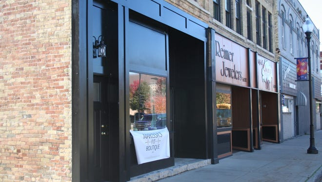 Marissa's Fit Boutique, 13 Waugoo Ave., recently opened in downtown Oshkosh, offering one-on-one fitness classes custom-tailored to each client.