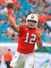 Faith-Mobile's Malik Rosier is in his first season
