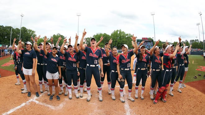 Ole Miss, which doesn't have much positive softball history, has made a significant breakthrough this season.