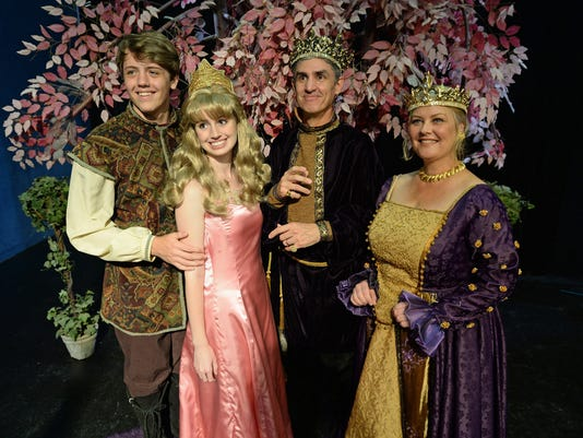 SC Children's Theatre Sleeping Beauty