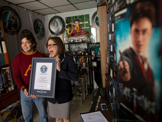 Mexico Harry Potter Record (3)