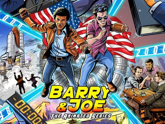 Barry & Joe Animated Series