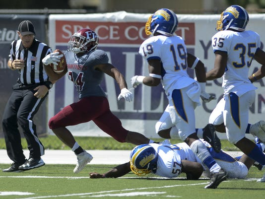 College Football: Fort Valley State at Florida Tech