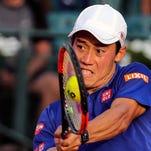 Nishikori upset by Dolgopolov in final in Buenos Aires