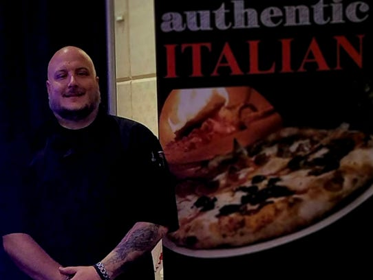 Jay Begin: Executive chef, Bottega Pizzeria and Ristorante,