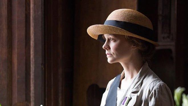 "Carey Mulligan in a scene from ""Suffragette."""