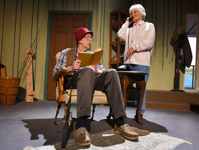 On Golden Pond Quotes Gorgeous Photos On Golden Pond At Surfside Playhouse