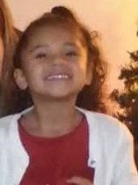 Appleton police are searching for this 4-year-old girl. She was last seen in the area of West Spring and North Story streets on a small frame BMX bike.
