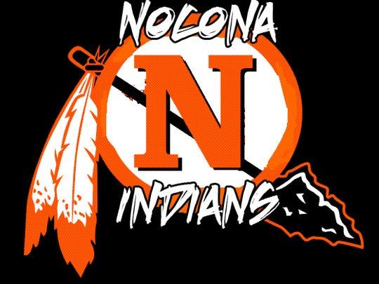 Nocona Indians athletic teams logo