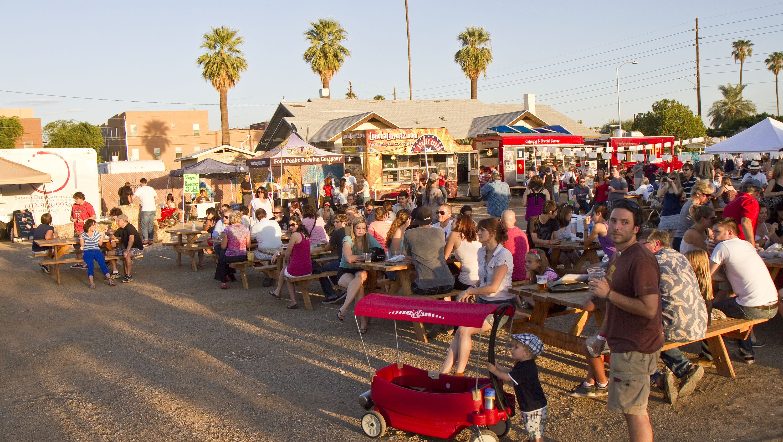 Chile Pepper Festival fires it up in Phoenix