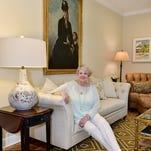 Designer Connie Crosby.