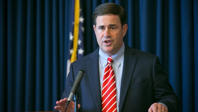 Gov. Doug Ducey signed an order in October seeking to limit initial painkiller prescriptions to seven days in a bid to tighten control of highly addictive drugs.