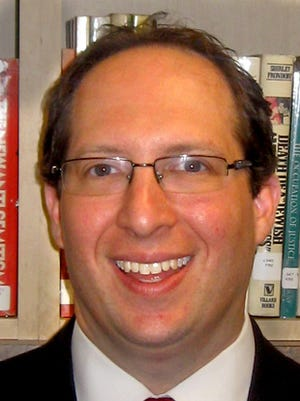 Rabbi Adam Miller from Temple Shalom