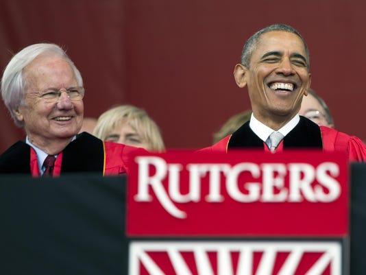 Barack Obama, Bill Moyers