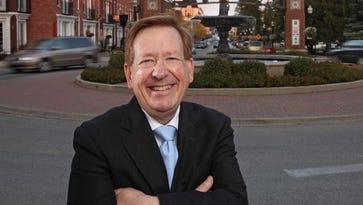 Carmel considers $50K raise for Mayor Jim Brainard